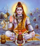 Siva, Lord of Auspiciousness - one of the Hindu trilogy, Siva (destruction), Vishnu (Preserver), Brahma (Creation)