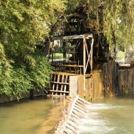 Waterwheel at Tomar