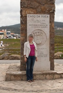 At Cabo Da Boca - westernmost point of mainland Europe