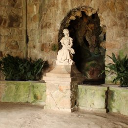At the Grotto at Sintra's Quinta Da Regaleira