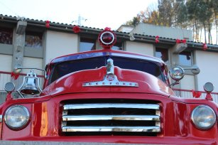Firemens' pride and joy!
