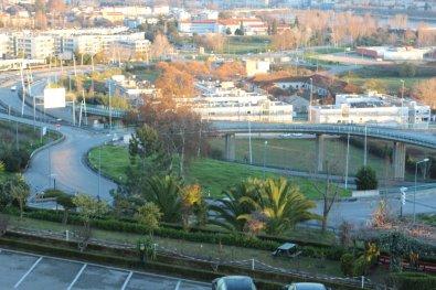 Hotel Dom Luis parking