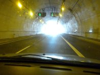 10's of tunnels up to 3.5kms long!