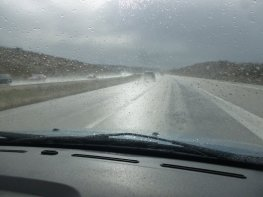 More Rain in Spain