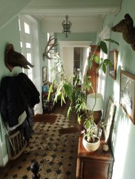 The downstairs Landing